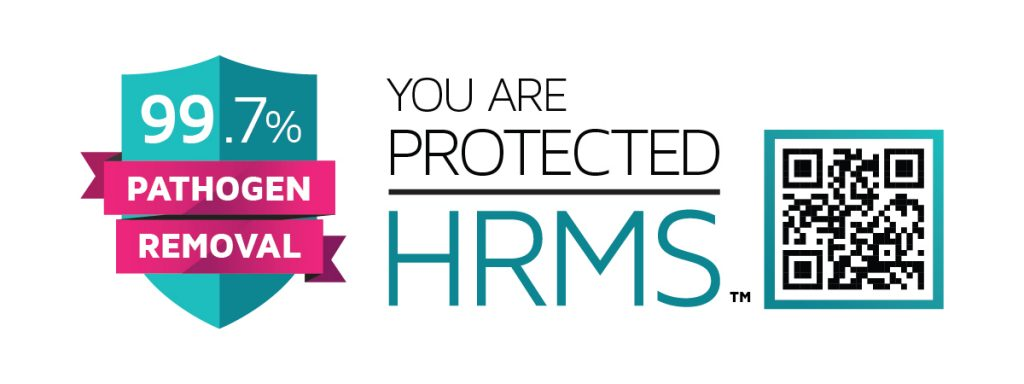 You Are Protected Sticker TM
