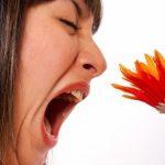 Sneeze airborne spread of disease