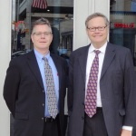 Scott Ringlein, CEO & Curt Monhart, VP