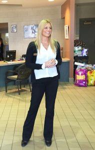 Heather Leszczynski is executive diretor at Cascades Humane Society.