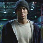 Eminem in the 8 Mile film.