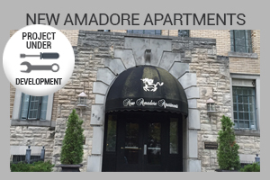 New Amadore Apartments