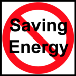 When Saving Energy is Not the Critical Factor